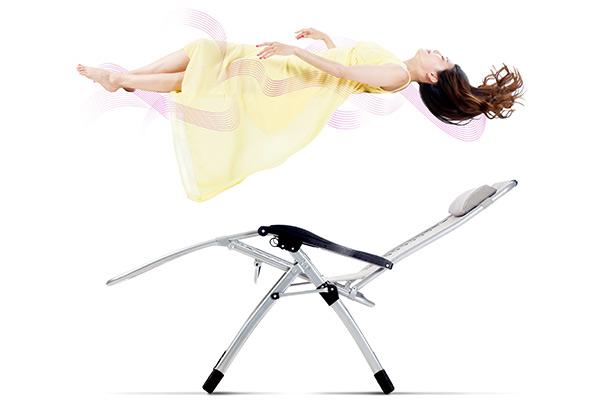 熱浪來襲★高承重200Kg無段式零重力透氣躺椅★涼爽舒壓到嫑嫑的!!