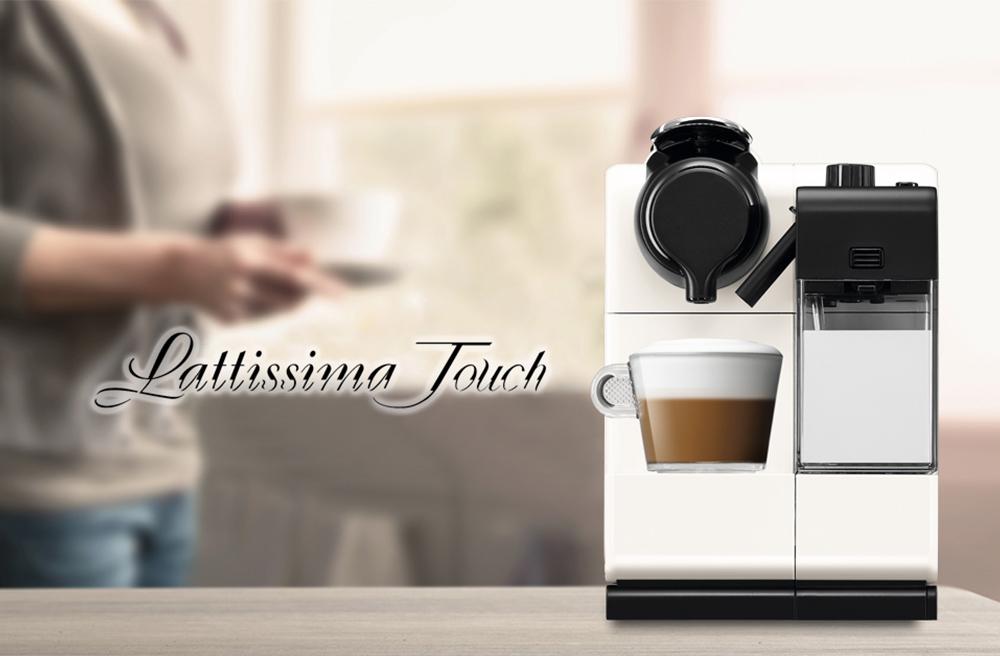 用Nespresso膠囊咖啡機,打造家裡的咖啡館!