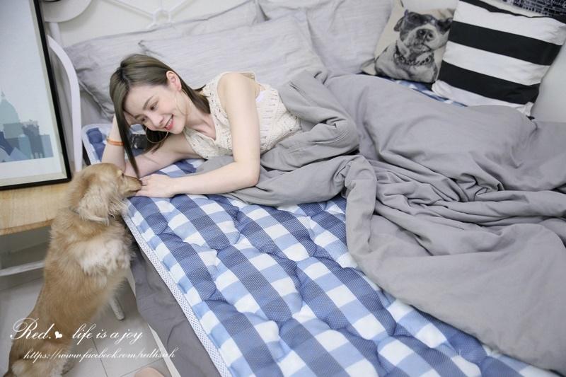 LooCa 高支撐型超透氣✨日式床墊家裡的床立刻升級!軟Q透氣