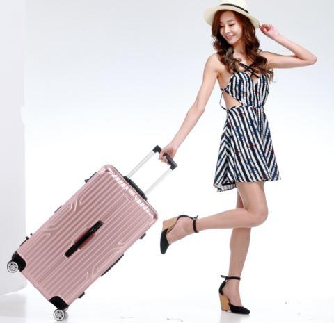 出國旅行必備避震輪行李箱,上山下海超大容量!【Arowana】30吋運動箱全新上市