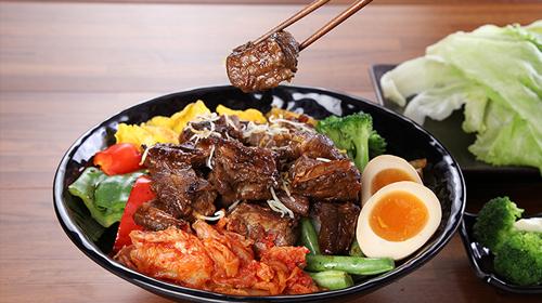 正宗韓式牛肋!不用飛韓國就可以吃到了!