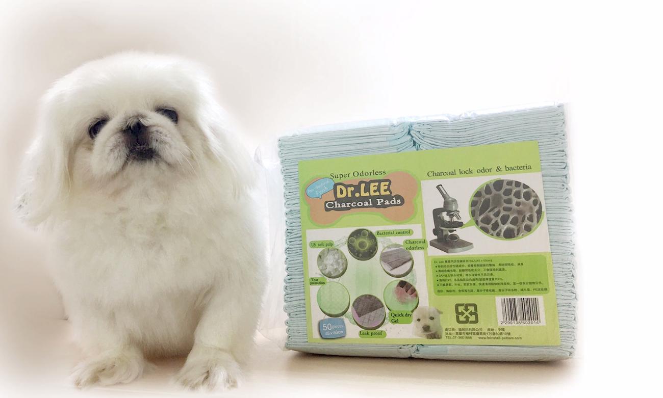 瞬吸不漏超強除臭-寵物活性碳尿布