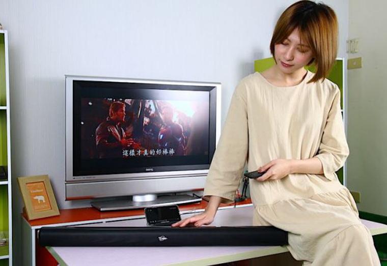 讓聲音更上層樓★【T.C.STAR】藍牙/光纖/HDMI環繞劇院喇叭