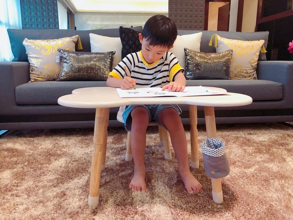 孩子的遊戲桌🎯我選擇北歐風美型👉MyTolek童樂可 樂遊桌