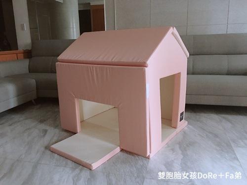【育兒好物】超好玩 design skin 糖果屋地墊~比帳篷還要推薦的小孩秘密基地
