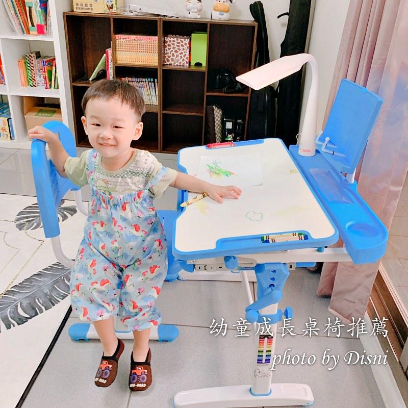 生活誠品兒童多功能學習桌椅║ 給孩子專屬的第一張成長桌椅,用到小學畢業很超值❤