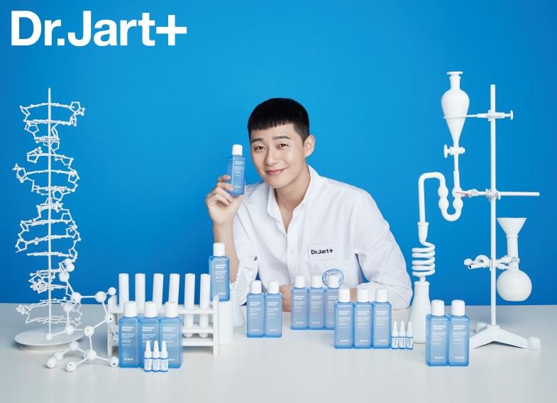 Dr.Jart+台灣代言人朴敘俊 保養日常大公開