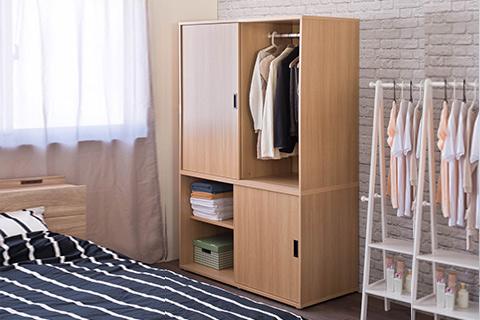 【MIT!TZUMII 質感衣櫃】自己的傢俱自己組★超有成就感