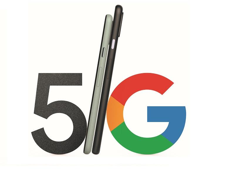 Google Pixel 5 開箱★最純粹的原生系統
